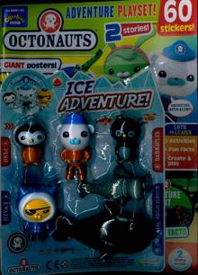 Octonauts Magazine Issue NO 119