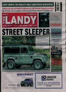 Landy Magazine OCT 21 Order Online