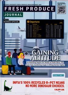 Fresh Produce Journal Magazine NO 4 Order Online