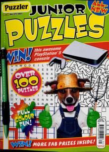 Puzzler Q Junior Puzzles Magazine NO 271 Order Online