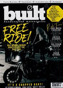Best Of Biking Series Magazine BUILT35 Order Online