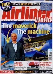 Airliner World Magazine AUG 21 Order Online