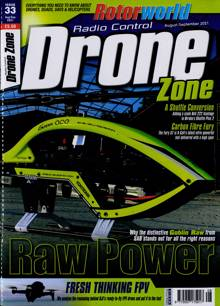 Radio Control Drone Zone Magazine AUG-SEP Order Online