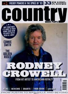 Country Music People Magazine JUL 21 Order Online