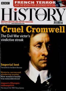 Bbc History Magazine AUG 21 Order Online