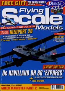 Flying Scale Models Magazine AUG 21 Order Online