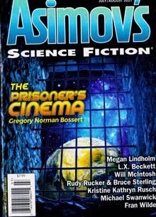 Asimov Sci Fi Magazine JUL-AUG Order Online
