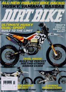 Dirt Bike Mthly Magazine JUL 21 Order Online
