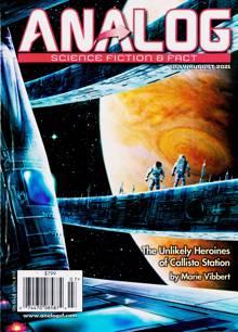 Analog Sci Fi & Fact Magazine JUL-AUG Order Online