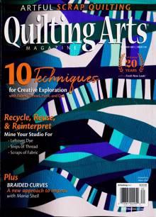 Quilting Arts Magazine Issue SUMMER