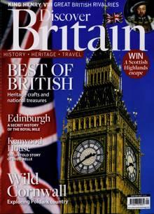 Discover Britain Magazine Issue AUG-SEP