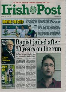 Irish Post Magazine 31/07/2021 Order Online
