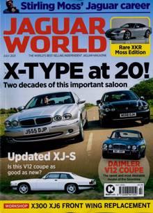 Jaguar World Monthly Magazine Issue JUL 21