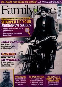 Family Tree Magazine JUL 21 Order Online