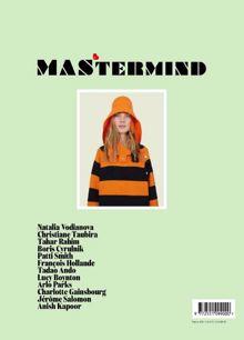 Mastermind Magazine NO 9 Order Online