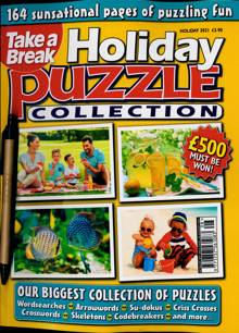 Tab Puzzle Collection Magazine HOLIDAY Order Online