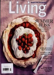 Martha Stewart Living Magazine JUL-AUG Order Online