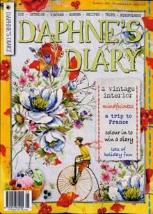 Daphnes Diary Magazine NO 5 Order Online
