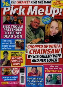 Pick Me Up Magazine Issue 17/06/2021