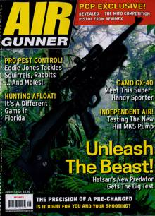 Air Gunner Magazine AUG 21 Order Online