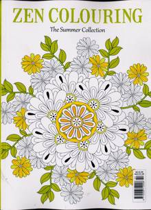 Zen Colouring Magazine Issue NO 54
