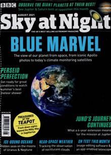 Bbc Sky At Night Magazine AUG 21 Order Online