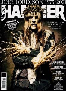 Metal Hammer Magazine NO 353 Order Online