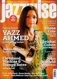 Jazzwise Magazine Issue NOV 21
