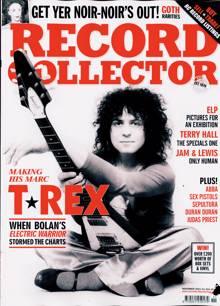 Record Collector Magazine Issue NOV 21