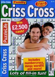 Family Criss Cross Magazine NO 318 Order Online