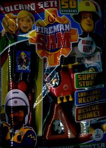 Fireman Sam Magazine Issue NO 18
