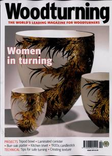 Woodturning Magazine WT359 Order Online