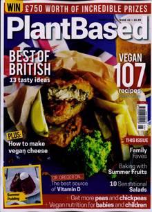 Plant Based Magazine AUG 21 Order Online