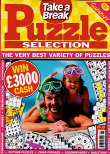 Take A Break Puzzle Select Magazine NO 8 Order Online