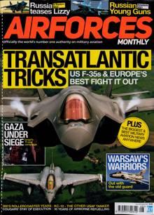 Airforces Magazine AUG 21 Order Online