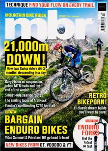 Mbr-Mountain Bike Rider Magazine Issue OCT 21