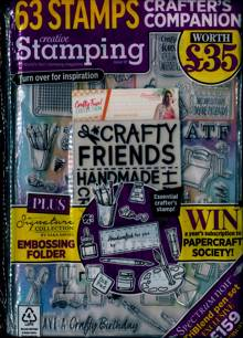 Inspired To Create Magazine NO 73 Order Online