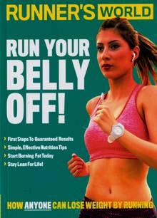 Runners World Bookazine Magazine RUN BELLY Order Online