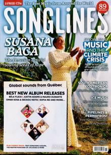 Songlines Magazine Issue NOV 21