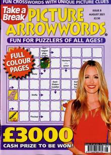 Tab Picture Arrowwords Magazine NO 8 Order Online