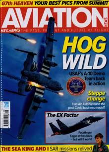 Aviation News Magazine Issue AUG 21