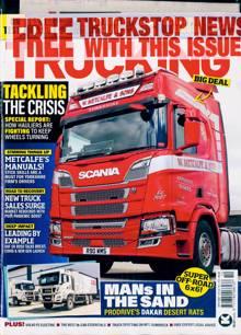 Trucking Magazine OCT 21 Order Online