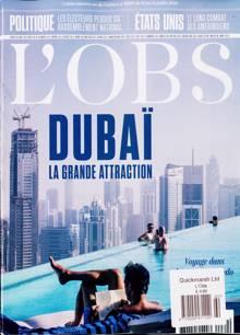 L Obs Magazine Issue NO 2960