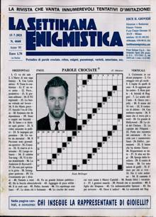La Settimana Enigmistica Magazine NO 4660 Order Online