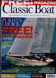 Classic Boat Magazine AUG 21 Order Online