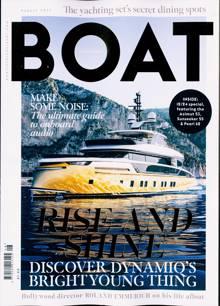 Boat International Magazine AUG 21 Order Online