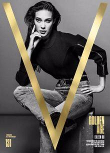V Magazine Magazine Issue NO 131