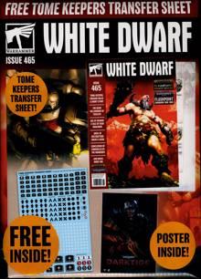 White Dwarf Magazine JUN 21 Order Online