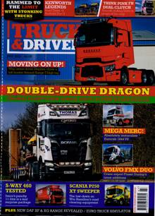 Truck And Driver Magazine JUL 21 Order Online