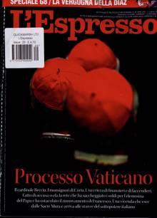 L Espresso Magazine Issue NO 29